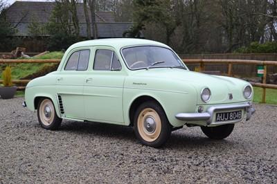 Lot 1964 Renault Dauphine
