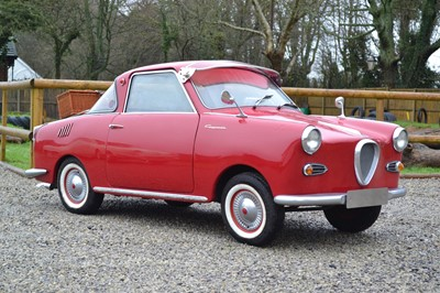 Lot 212 - 1969 Goggomobil TS 250 Coupe