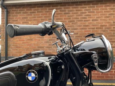 Lot 1958 BMW R26