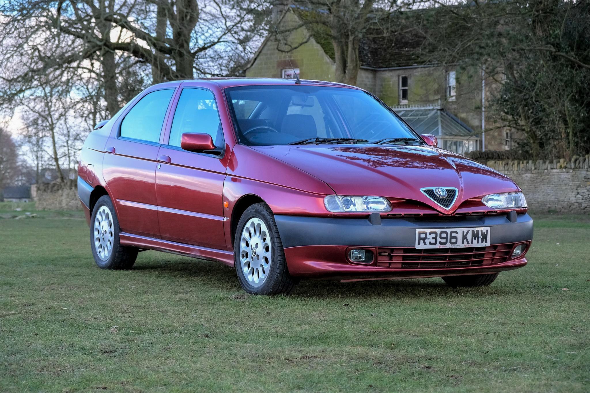 1997 Alfa Romeo 146 Ti Twin Spark