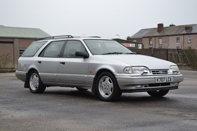 Lot 254 - 1992 Ford Granada Scorpio Estate