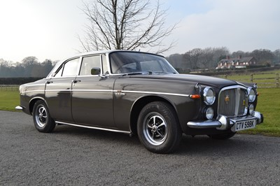 Lot 39 - 1971 Rover P5B 3.5 Coupe