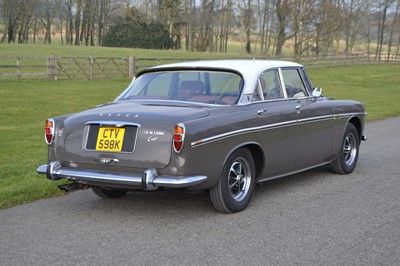 Lot 1971 Rover P5B 3.5 Coupe