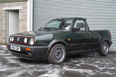 Lot 240 - 1991 Volkswagen Golf GTi 16V 'Pick-Up'