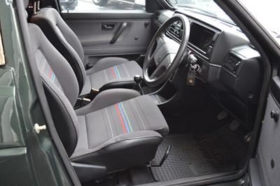 Lot 240 - 1991 Volkswagen Golf GTi 16V 'Pick-Up'