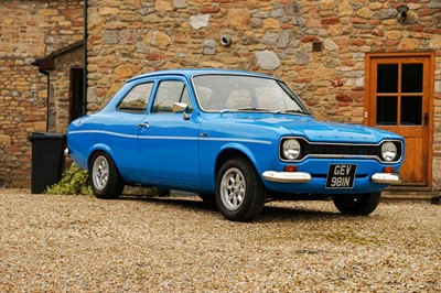 Lot 248 - 1974 Ford Escort RS1600 Evocation
