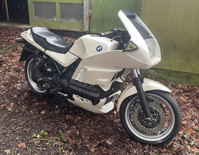 Lot 103 - 1990 BMW K100RS 4 valve