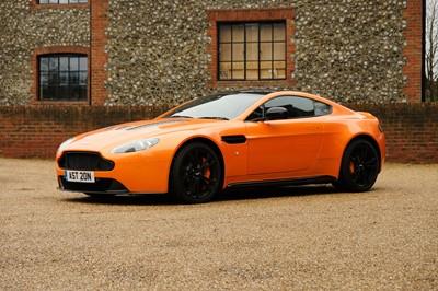 Lot 238 - 2011 Aston Martin V12 Vantage