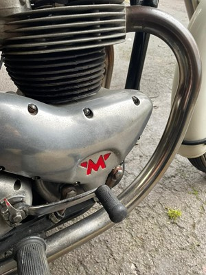 Lot 1959 Matchless G12