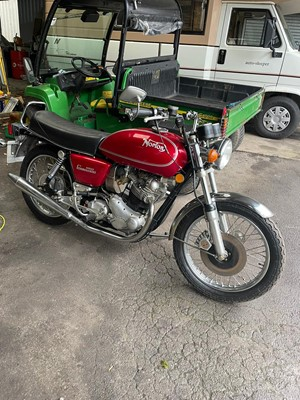 Lot 1974 Norton Commando