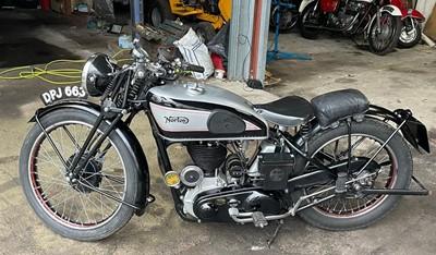 Lot 1937 Norton International