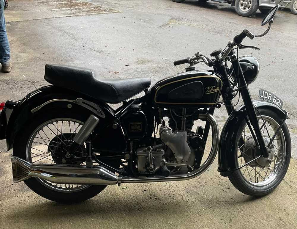 Lot 1954 Velocette MSS