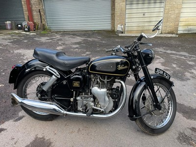 Lot 125 - 1954 Velocette MSS