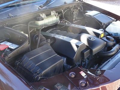 Lot 237 - 2002 Mercedes-Benz ML 55 AMG