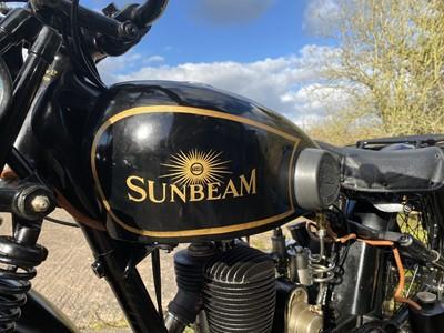 Lot 1929 Sunbeam Model 1