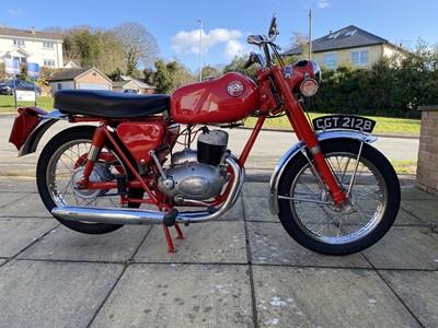 Lot 107 - 1964 Panther M35