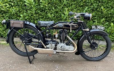 Lot 1928 AJS G8