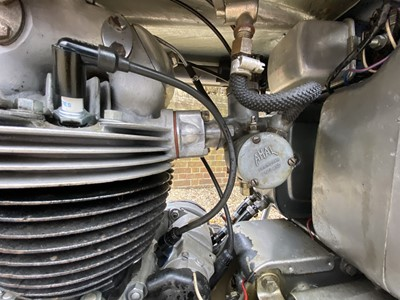 Lot 1955 Norton Dominator 99