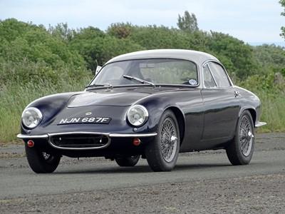 Lot 55 - 1961 Lotus Elite S2