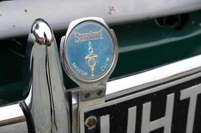 Lot 210 - 1955 Standard 10 Saloon