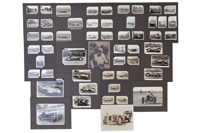 Lot 26 - Quantity of Motor Racing photographs