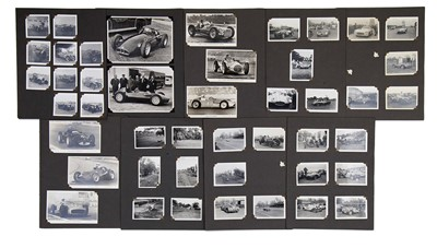 Lot 26 - Quantity of Motor Racing photographs