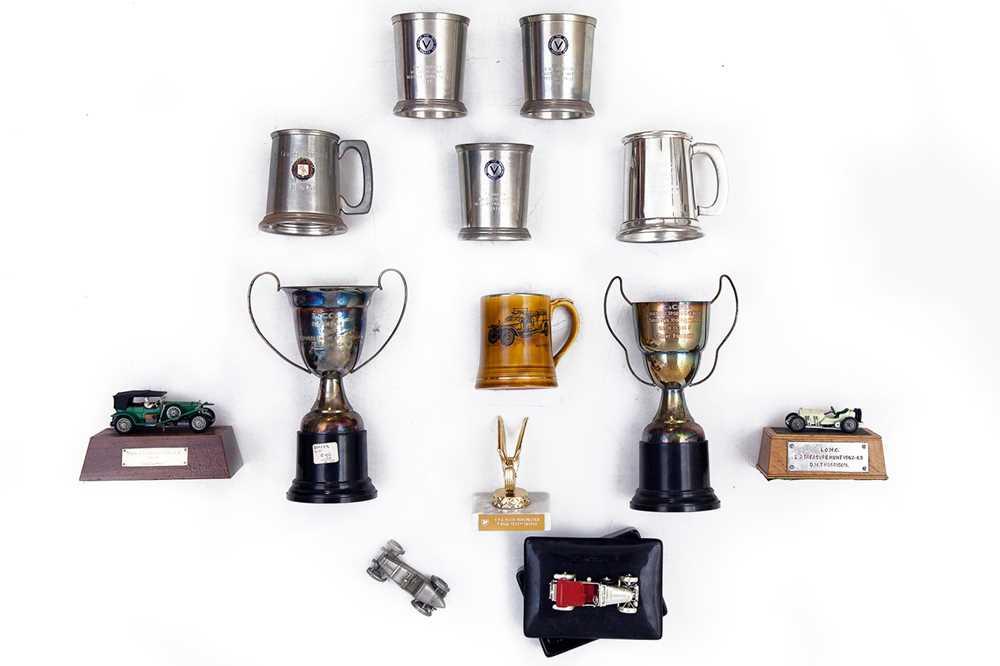 Lot 47 - Quantity of Motorsport Awards