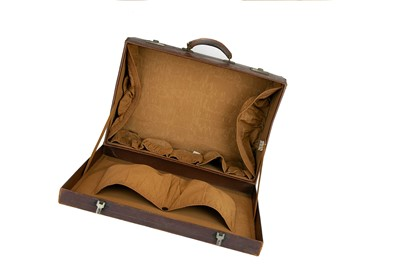 Lot 48 - Six Vintage Luggage Cases