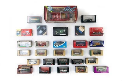 Lot 50 - Quantity of Boxed Models