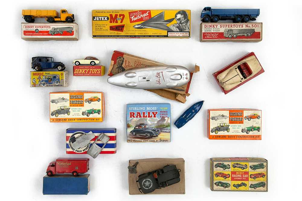 Lot 51 - Quantity of Boxed Models