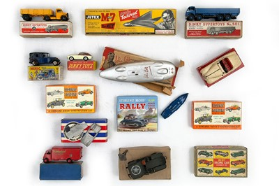 Lot 51 - Quantity of Boxed Models