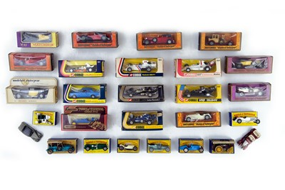 Lot 52 - Quantity of Corgi and Matchbox Models