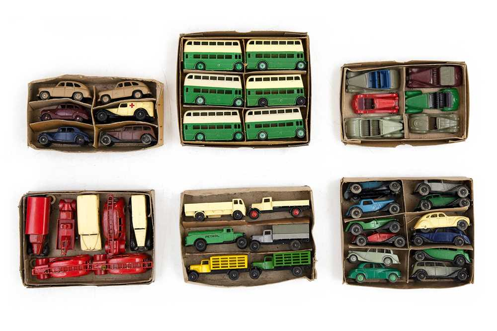 Lot 54 - Large Quantity of Dinky Toys