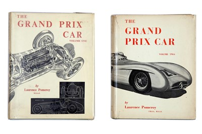 Lot 57 - The Grand Prix Car by Laurence Pomeroy