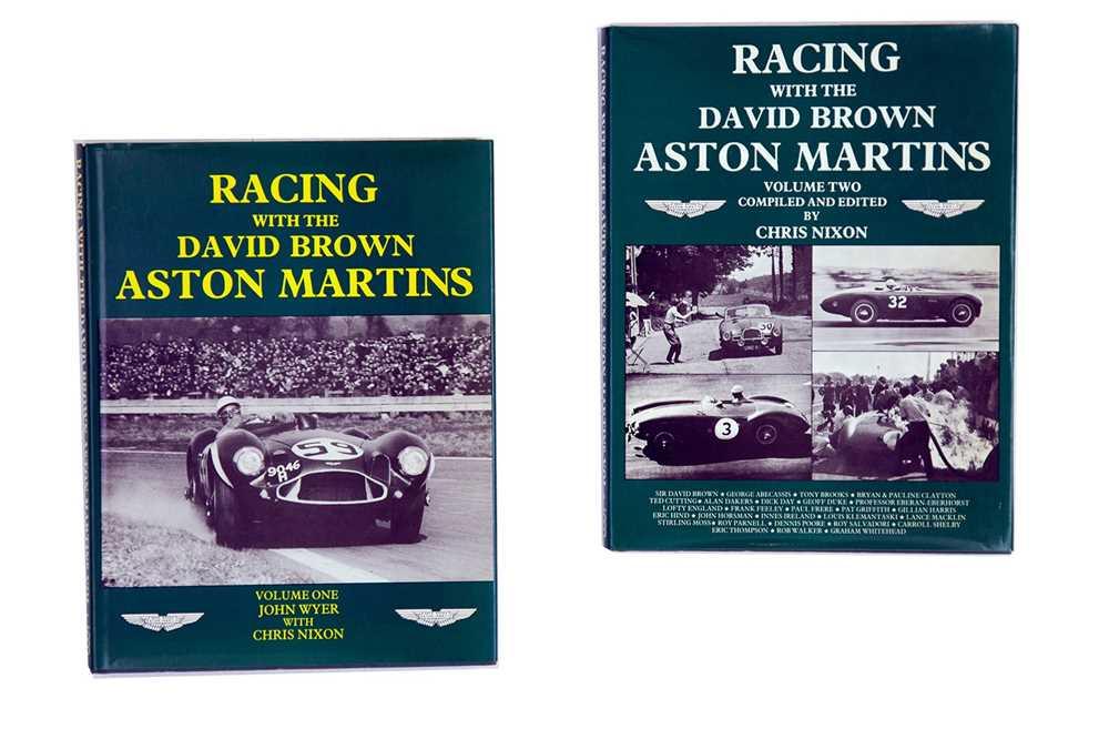 Lot 58 - Racing With the David Brown Aston Martins