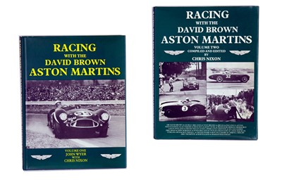 Lot 58 - Racing With the David Brown Aston Martins