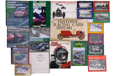 Lot 60 - Forty-Three Motor Racing / Rallying Titles