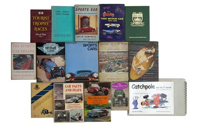 Lot 66 - Three Boxes of General Motoring Books