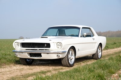 Lot 225 - 1966 Ford Mustang Coupe