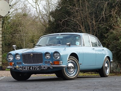 Lot 234 - 1969 Jaguar XJ6 4.2