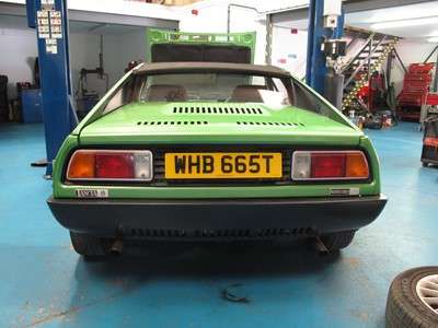Lot 1978 Lancia Beta Montecarlo Series 1 Spider