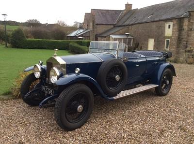 Lot 71 - 1929 Rolls-Royce 20/25 Tourer