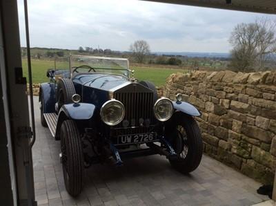 Lot 1929 Rolls-Royce 20/25 Tourer