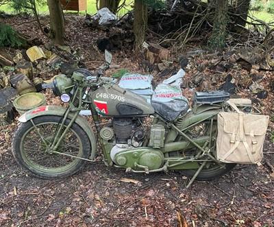Lot 111 - 1965 BSA M20