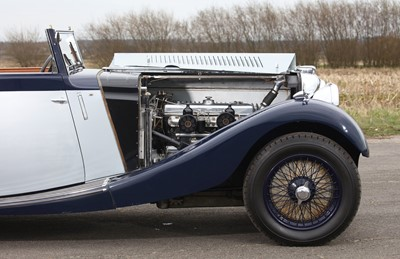Lot 1935 Lagonda M45 Rapide Three Position Drophead Coupe