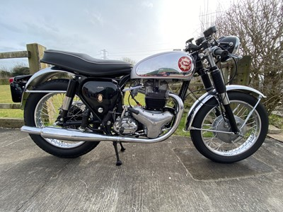 Lot 129 - 1963 BSA Rocket Gold Star