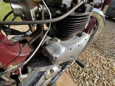 Lot 1954 BSA A7