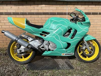 Lot 142 - c.1994 Honda CBR600