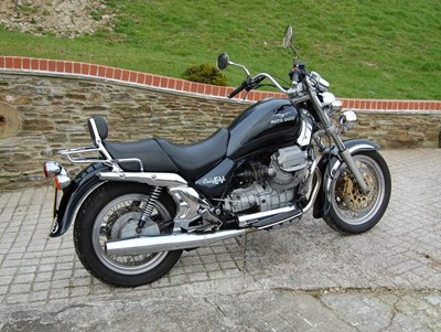 Lot 137 - 1998 Moto Guzzi California EV1100