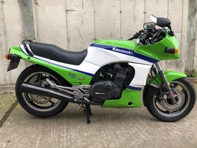 Lot 133 - 1986 Kawasaki GPZ750R